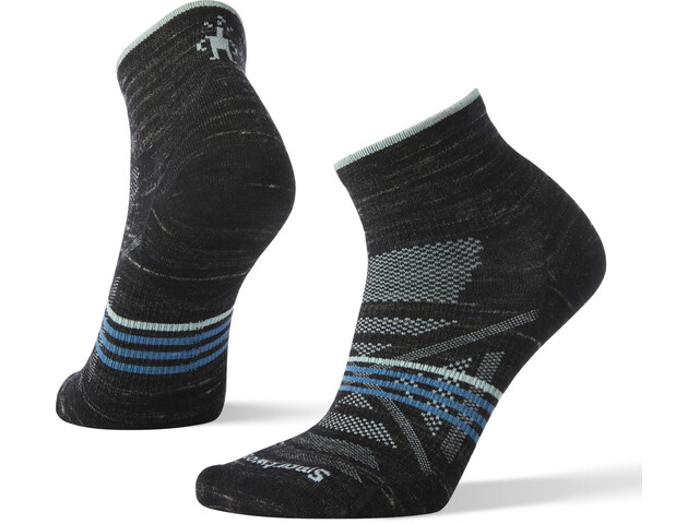 Smartwool PhD Outdoor Ultra Light Mini Chaussettes Femme, black heather
